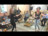 رقص آذری فوق العاده دو دختر ایرانی Iranian Girls dancing Azeri