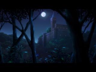Красноволосая принцесса Белоснежка | Red-haired Snow White Princess | Akagami no Shirayukihime - 1 сезон 2 серия