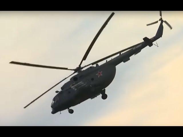 Микки Маус-Опустошитель Вертолет Ми-28Н