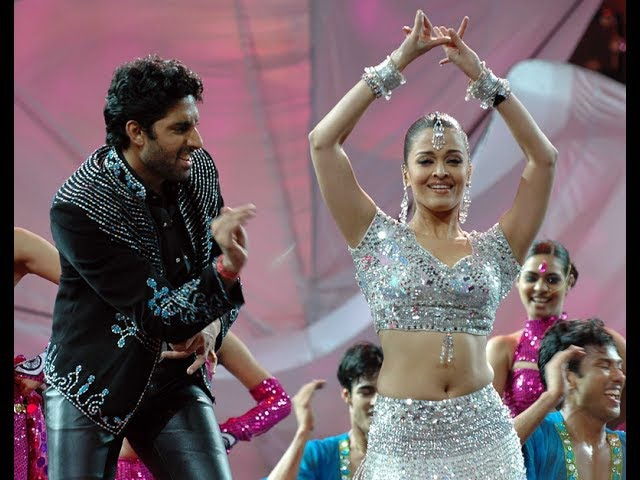 IIFA Awards Performance Kajra Re feat Aishwarya Rai Abhishek Amitabh Bachchan