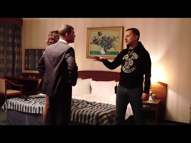 Съёмки Полицейский с рублевки [Честь имею] Сезон 1 Серия 5