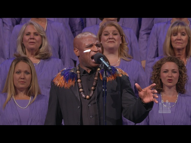 Circle of Life, from The Lion King - Alex Boyé the Mormon Tabernacle Choir