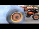 Турбо трактор для дрифта JDMщики курят в сторонке