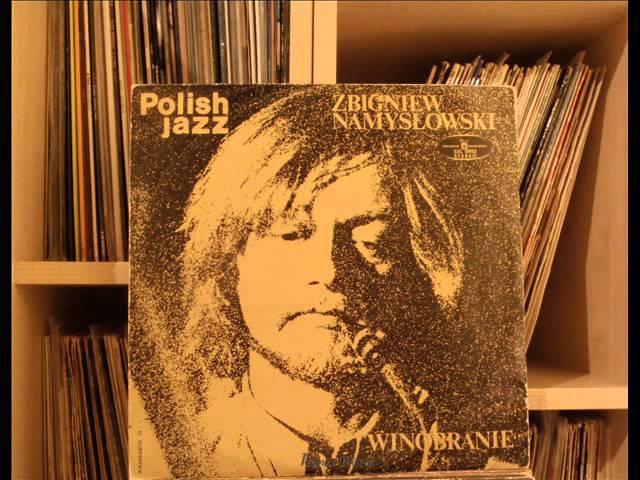 Zbigniew Namysłowski – Winobranie Polish Jazz vol. 33 (winyl) full album
