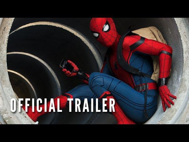 Человек-Паук: возвращение домой | Spider-Man: Homecoming | Трейлер