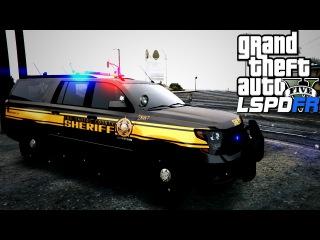 GTA V - LSPDFR (Полицейский мод) 1