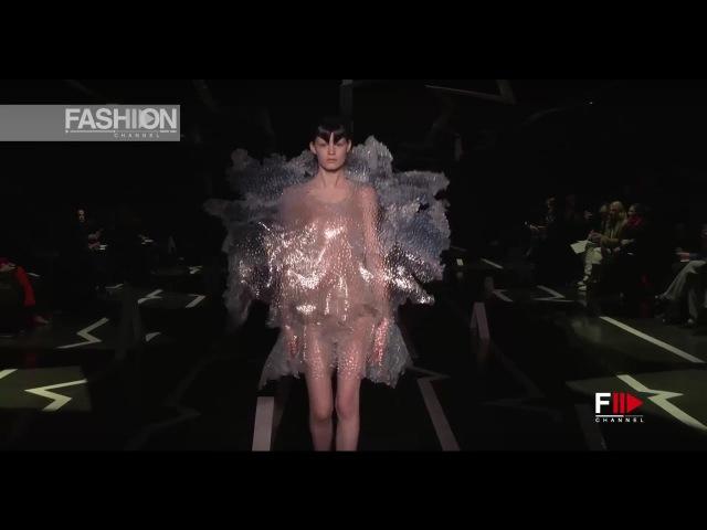 IRIS VAN HERPEN Haute Couture Spring Summer Full Show 2017 Paris by Fashion Channel