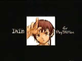 Ps1/psx Serial Experiments Lain trailer 2