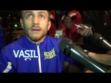 VASIL LOMACHENKO ON BOB ARUM SAYING HE WANTS HIM TO FIGHT SALIDO NEXT EsNews Boxing
