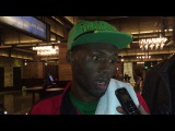 Walters post fight explains why the fight ended the way it did  - esnews boxing