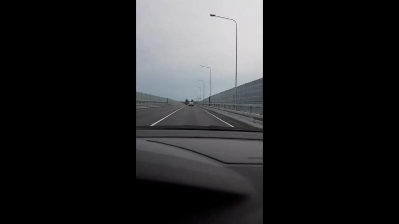 Ура мосту давшему жизнь тем кто за переездом