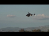 Vario RC Airwolf Helicopter wJetCat PHT3 Turbine 1st Flight!