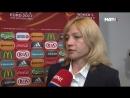 Женская Сборная России на Евро 2017