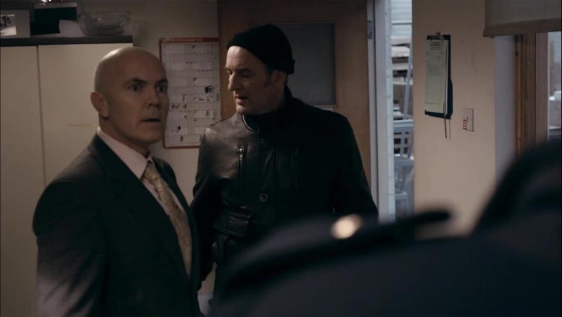 Джек Тейлор: Стражи порядка (2010)