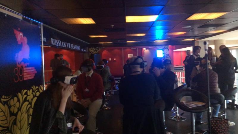 HARMAN: VR зона на ММКФ-2017!