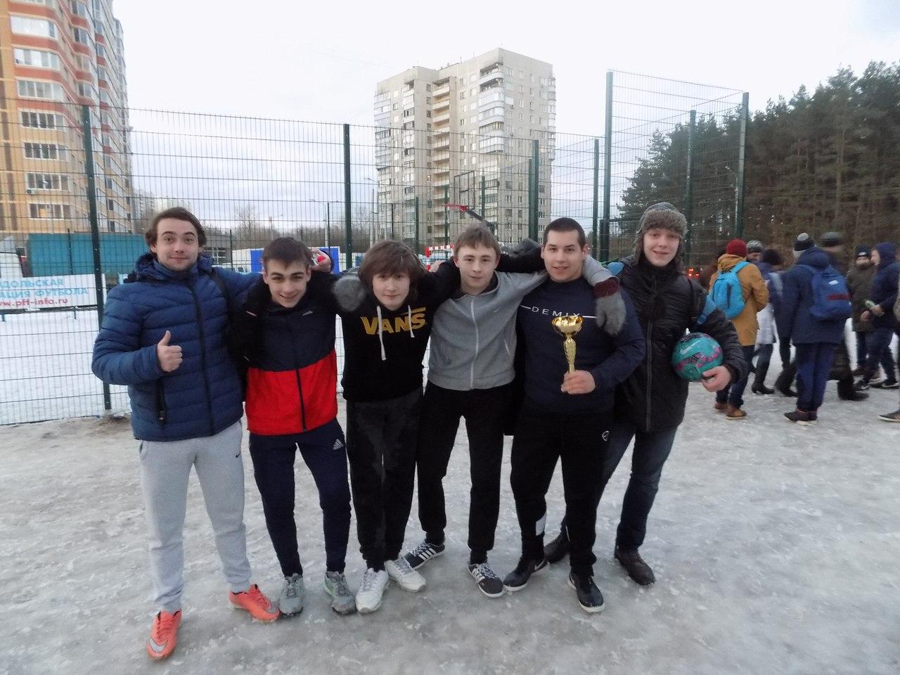 В микрорайоне Кутузово прошли два детско-юношеских турнира
