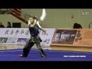 2016 Национальны Чемпионат Китая по ушу традиционный стили парные шуан гоу 10 место