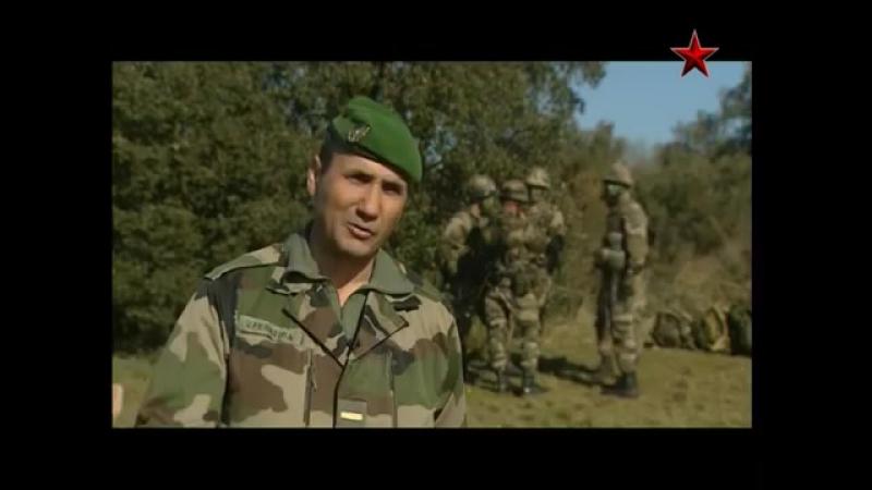 Воины мира. Французский иностранный легион. Часть 1