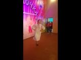 вожатая Гульнара 7 отряд - русский танец