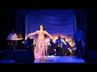 Safinaz dancer in the dance fantastic 8695