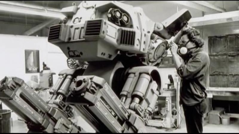 RoboCop - Special Effects: Then and Now / Робокоп - Спецэффекты: Тогда и Сейчас (2007) - [VO - Azazel]