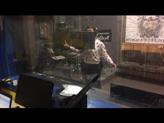 Операция Пластилин - запись вокала для нового альбома (25.08.17)