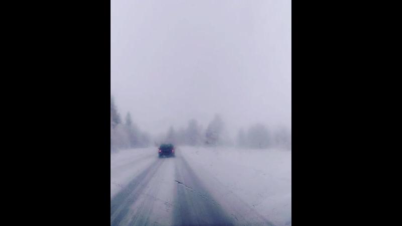 зима в апреле))※※※