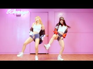 BTS(방탄소년단)BAEPSAE(뱁새) cover dance WAVEYA 웨이브야