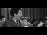 Твист в исполнении Савелия Крамарова и Надежды Румянцевой (Чёрт с портфелем, 1966)