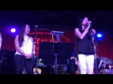 Deedee sings Love Like You for the Mama Bares Childrens Hospital LA fundraiser. It was such a beautiful treat!! )