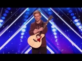 THE NEXT Ed Sheeran (Будущий Эд Ширан) On Americas got Talent 2017