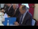 С.Лавров и Президент Хорватии _ Sergey Lavrov  Croatian President