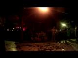 Дайте Танк (!) - ... брейк-данс после концерта (200520117 Ионотека. СПб)