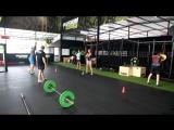 Школа бокса Good Old Boxing - Тренировка от 07.01.17 - Кроссфит+спарринги