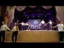 """Танец """"Флешмоб"""" (4 часть) выпуск 2017 9 классы гимназия 155"""