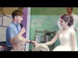 Поздравление моего брата на нашей свадьбе)