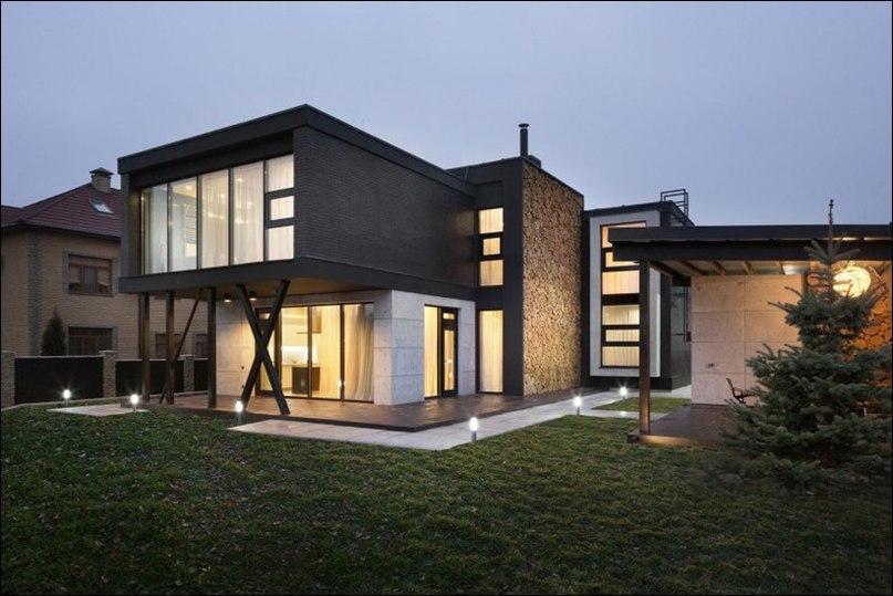 Дом Бадди является частным домом, расположенным в Киеве, Украина.