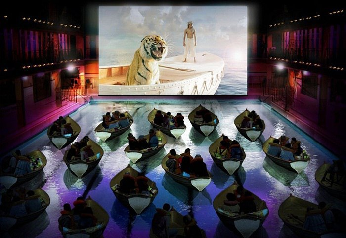 Movie Theater (Франция)