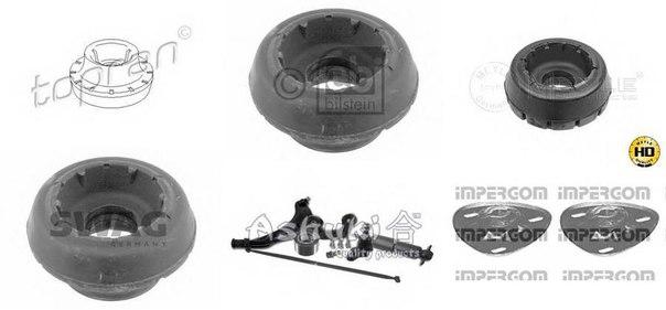 Опора стойки амортизатора для AUDI 100 купе (C1)