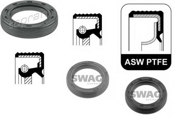 Уплотняющее кольцо, распределительный вал для AUDI A2 (8Z0)