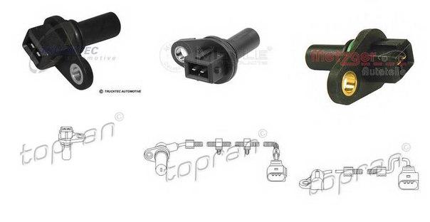 Датчик частоты вращения, управление двигателем для AUDI A2 (8Z0)