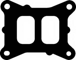 Прокладка, выпускной коллектор; Прокладка, компрессор для AUDI A6 Avant (4G5, C7, 4GD)