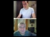 Видеочат  Родион Газманов в чате и Геннадий Горин  Видеочат Геннадий Горин в чате в видеочате чат