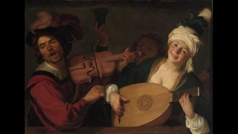 Maurizio Cazzati (1616-1678) - Ciaconna - L`Arpeggiata