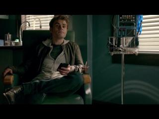 Стефан и Демон в больнице (8х08) - LostFilm