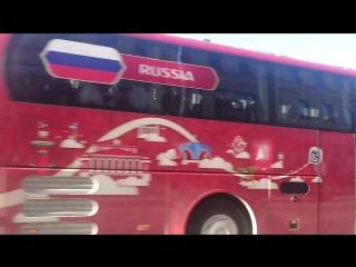Сборная России по футболу в Санкт-Петербурге (Кубок конфедераций FIFA 2017)
