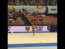 Дина Аверина - мяч Всемирные игры 2017, Вроцлав