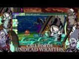 Etrian Odyssey V_ Beyond the Myth - Necromancer Class Trailer