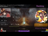 DragonForce - Through the Fire and Flames [Myth] (97.74%) 355 pp