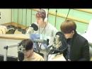 [02.11.2015] Super Junior Kiss the Radio - Sukira / Сукира - Ынкван и Чансоб из BTOB (рус.саб)